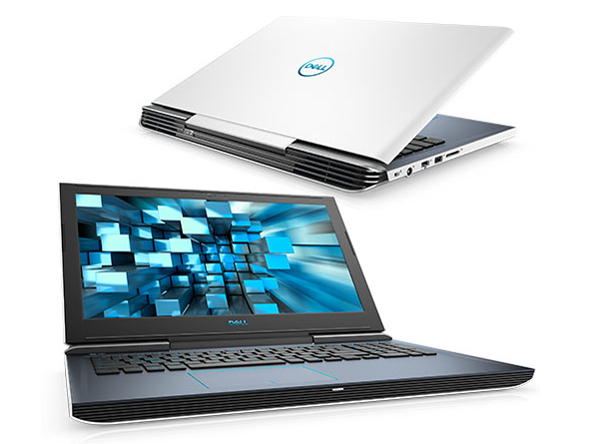 Dell G7 15 スプレマシー Core i9 8950HK・16GBメモリ・256GB PCIe SSD+1TB HDD・GeForce GTX 1060搭載 VRモデル