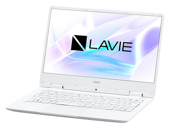 LAVIE Direct NM Celeron 3965Y・128GB SSD・4GBメモリ・Office Home&Business搭載