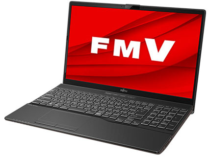 FMV LIFEBOOK AHシリーズ WA3/E2 KC_WA3E2 Core i7・メモリ16GB・SSD 512GB・Blu-ray・Office搭載モデル