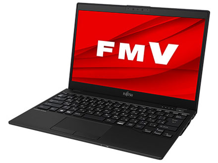 FMV LIFEBOOK UHシリーズ WU2/E2 KC_WU2E2 Core i7・メモリ16GB・SSD 256GB・Office搭載モデル