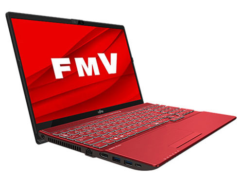 FMV LIFEBOOK AHシリーズ WA3/E3 KC_WA3E3_A1 Core i7・メモリ32GB・SSD 1TB+HDD 2TB・Blu-ray搭載モデル