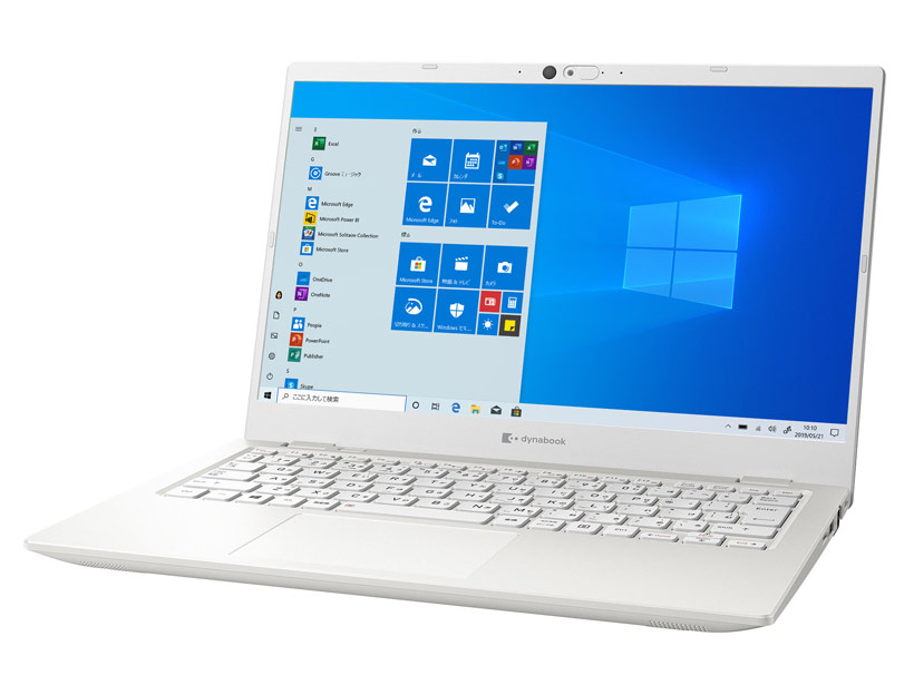dynabook GZ/HP 13.3型フルHD Core i7 1165G7 512GB_SSD Officeあり