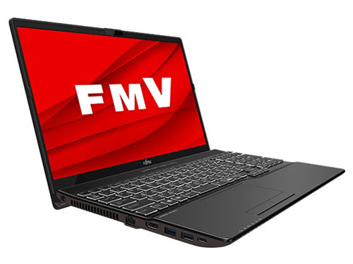 FMV LIFEBOOK AHシリーズ WA3/E3 KC_WA3E3 Core i7・メモリ16GB・SSD 512GB+HDD 1TB・Blu-ray・Office搭載モデル
