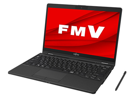 FMV LIFEBOOK UHシリーズ WU3/F1 KC_WU3F1 Windows 10 Pro・大容量バッテリ・Core i7・32GBメモリ・SSD 512GB・Office搭載モデル