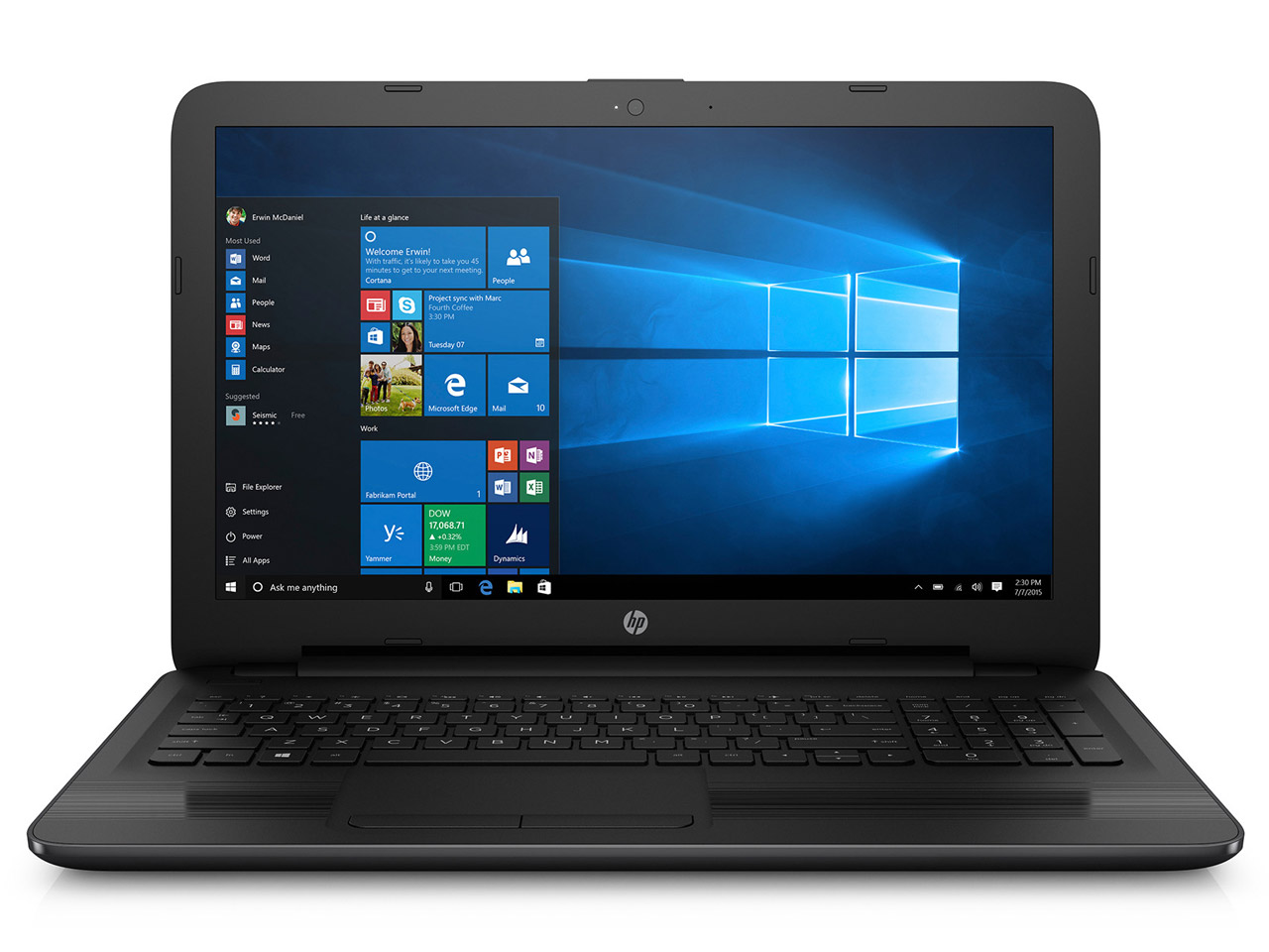HP 250 G5 Windows 10モデル