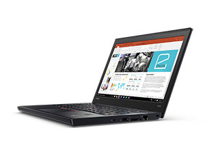 ThinkPad X270 20HMCTO1WW Core i5・8GB メモリー・256GB SSD搭載 パフォーマンス