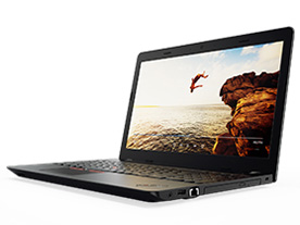 ThinkPad E575 20H8CTO1WW AMD A10-9600P APU・4GBメモリー・500GB HDD搭載 スタンダード
