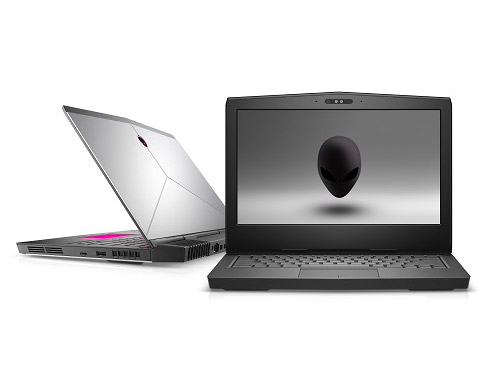 ALIENWARE 13 プラチナ Core i7 7700HQ・16GBメモリ・180GB+180GB SSD・GeForce GTX 1060搭載・フルHDモデル