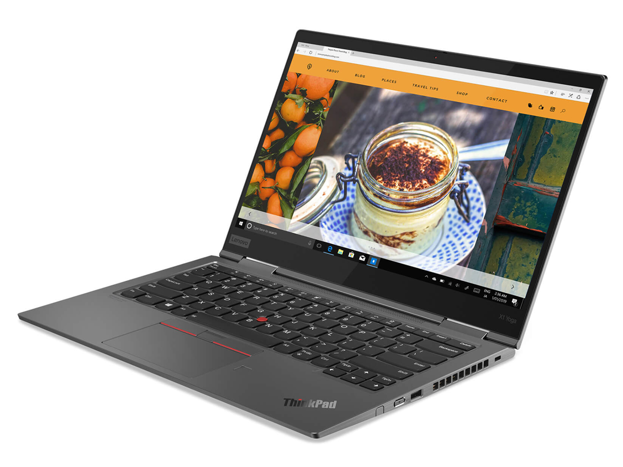 ThinkPad X1 Yoga Gen 5 20UBS03600 SIMフリー