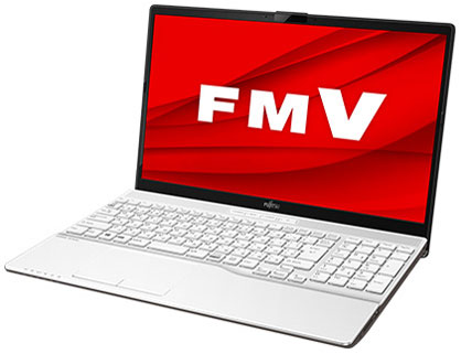 FMV LIFEBOOK AHシリーズ WA1/E1 KC_WA1E1_A004 SSD 256GB+HDD 1TB・Office搭載モデル