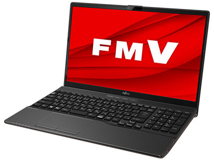 FMV LIFEBOOK AHシリーズ WA1/E2 KC_WA1E2_A006 メモリ8GB・SSD 256GB+HDD 1TB・Blu-ray・Office搭載モデル