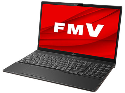 FMV LIFEBOOK AHシリーズ WA3/E2 KC_WA3E2_A027 Windows 10 Pro・Core i7・メモリ16GB・SSD 256GB+HDD 1TB・Office搭載モデル