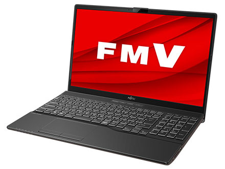 FMV LIFEBOOK AHシリーズ WA3/E2 KC_WA3E2_A106 Windows 10 Pro・Core i7・メモリ32GB・SSD 512GB+HDD 1TB・Blu-ray搭載モデル