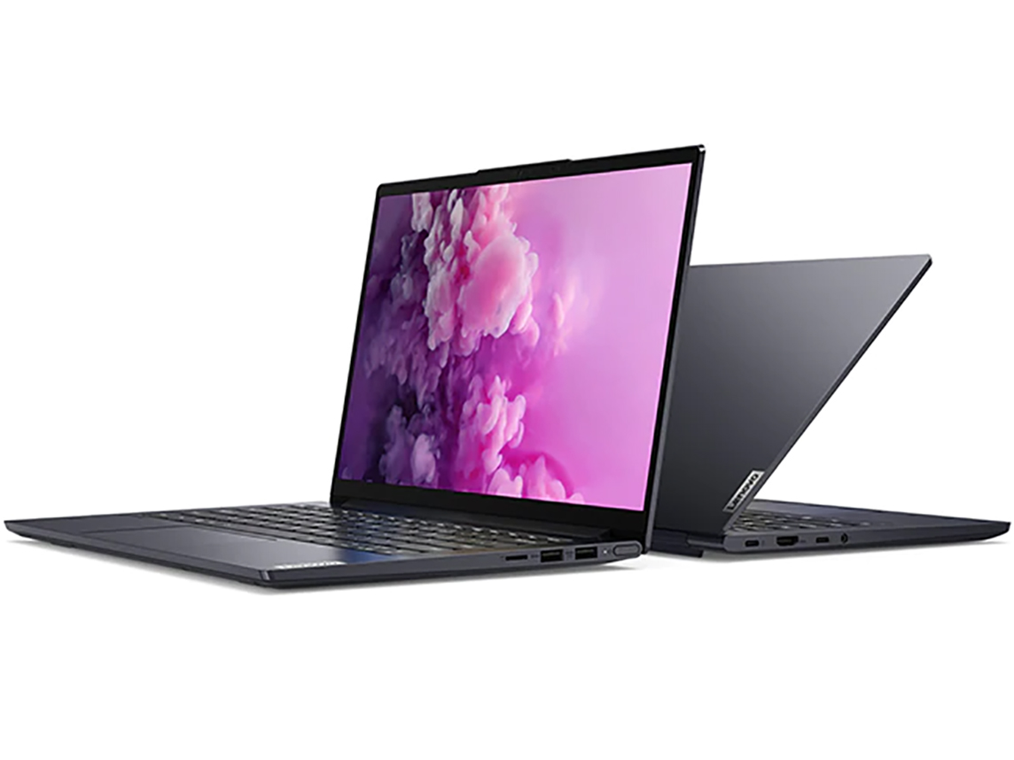 Lenovo Yoga Slim 750i Core i7・16GBメモリー・512GB SSD・14型フルHD液晶搭載 82A100GLJP