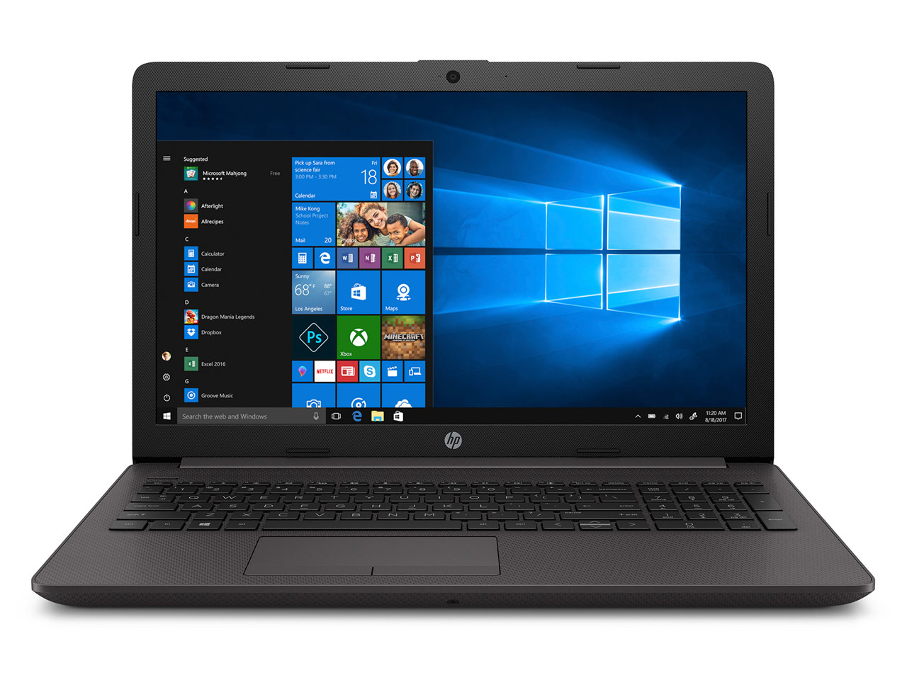 HP 250 G7/CT Refresh Notebook PC スタンダードモデル
