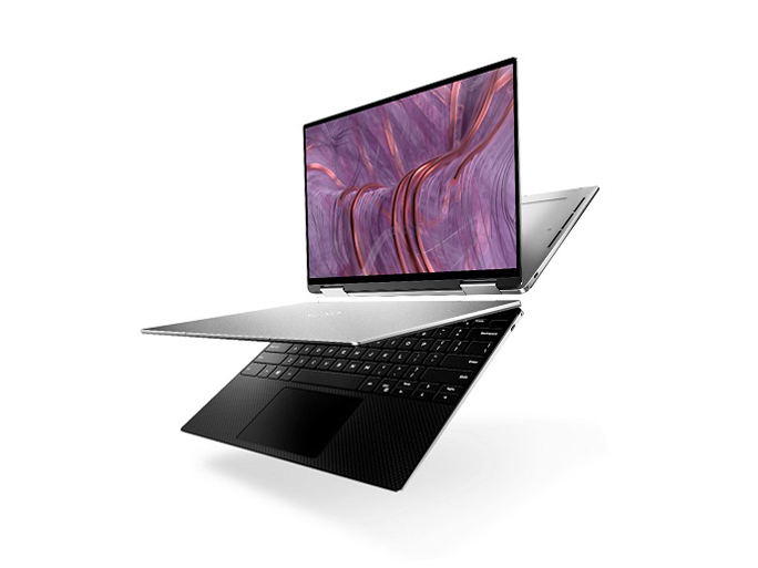 XPS 13 2-in-1 プレミアム Core i5 1135G7・8GBメモリ・256GB SSD搭載・Office Home&Business 2019付モデル