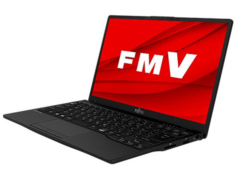 FMV LIFEBOOK UHシリーズ WU-X/E3 KC_WUXE3_A016 Core i7・SSD 256GB・Office搭載モデル