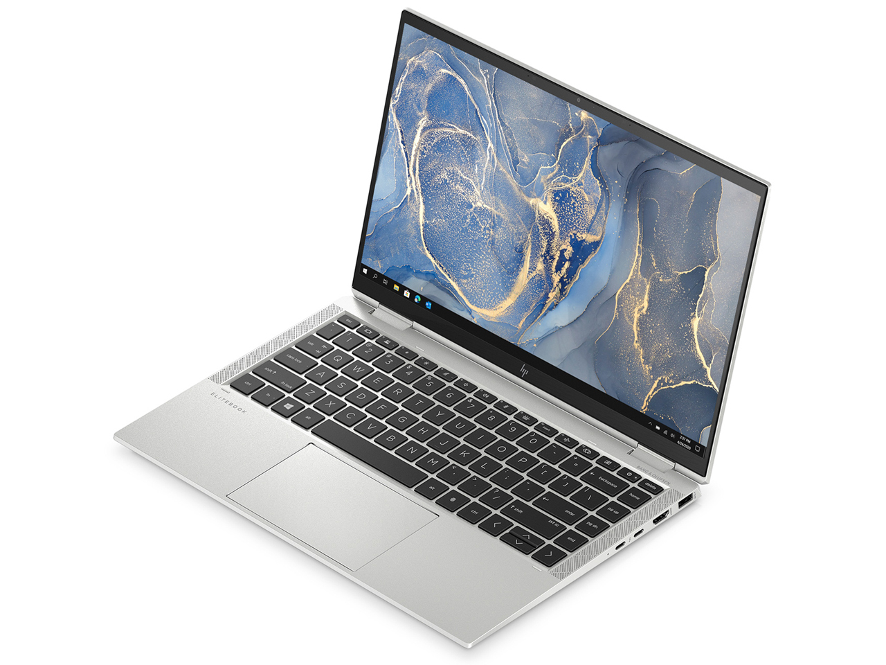 EliteBook x360 1040 G7 Notebook PC 22B97PA Core i5/8GBメモリ/256GB SSD/SureView/WiFi スタンダードモデル