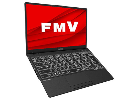 FMV LIFEBOOK UHシリーズ WU2/E3 KC_WU2E3_A167 Windows 10 Pro・大容量バッテリ・Core i7・メモリ8GB・SSD 512GB搭載モデル