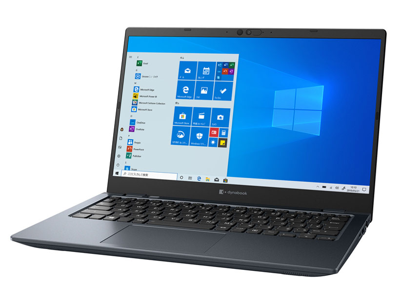 dynabook GZ/HPL 価格.com限定 W6GHP7BZEL-K 13.3型フルHD Core i7 1165G7 256GB_SSD Officeあり