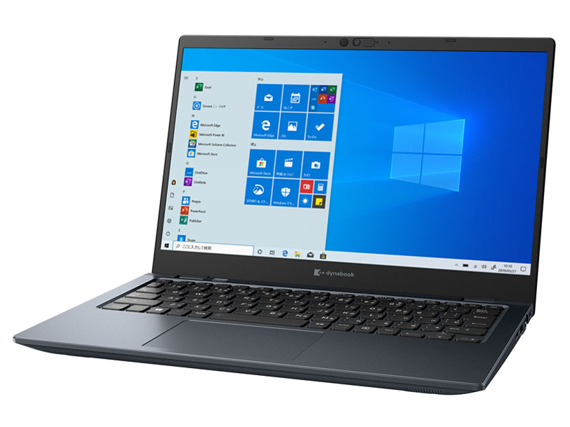 dynabook GZ/HRL 価格.com限定 W6GZ83RRLB-K 13.3型フルHD Core i7 1165G7 512GB_SSD Officeなし