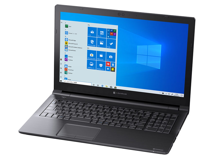 dynabook BZ35/NBSD 価格.com限定 W6BZ35CNBC-K 15.6型フルHD Core i5 8265U 512GB_SSD Officeなし