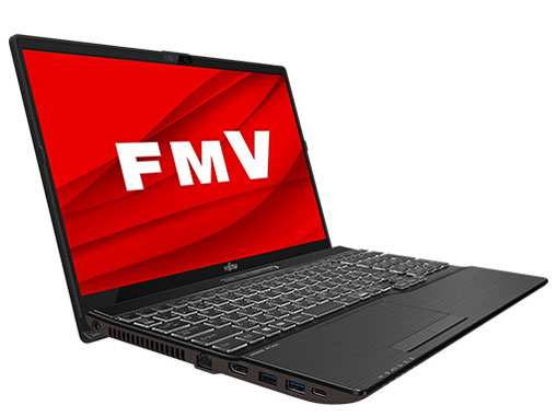 FMV LIFEBOOK AHシリーズ WA3/D3 KC_WA3D3_A143 Windows 10 Pro・Core i7・メモリ8GB・SSD 256GB+HDD 1TB・Blu-ray搭載モデル
