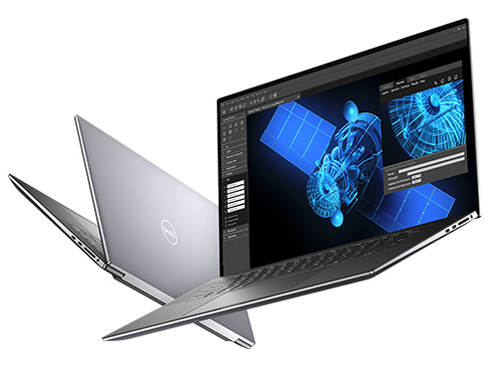 Precision 5750 ベーシック Core i5 10400H・8GBメモリ・256GB SSD・Windows 10 Pro搭載モデル