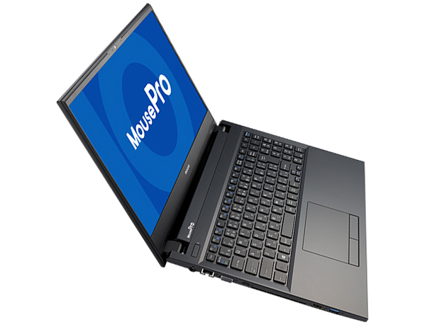 MousePro-NB530H-B Core i5 1035G1/8GBメモリ/256GB SSD/Office Home and Business 2019/15.6型フルHD液晶搭載モデル