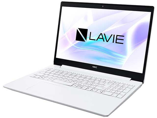 LAVIE Direct NS Celeron・500GB HDD・4GBメモリ搭載 NSLKB885NSHZ1W
