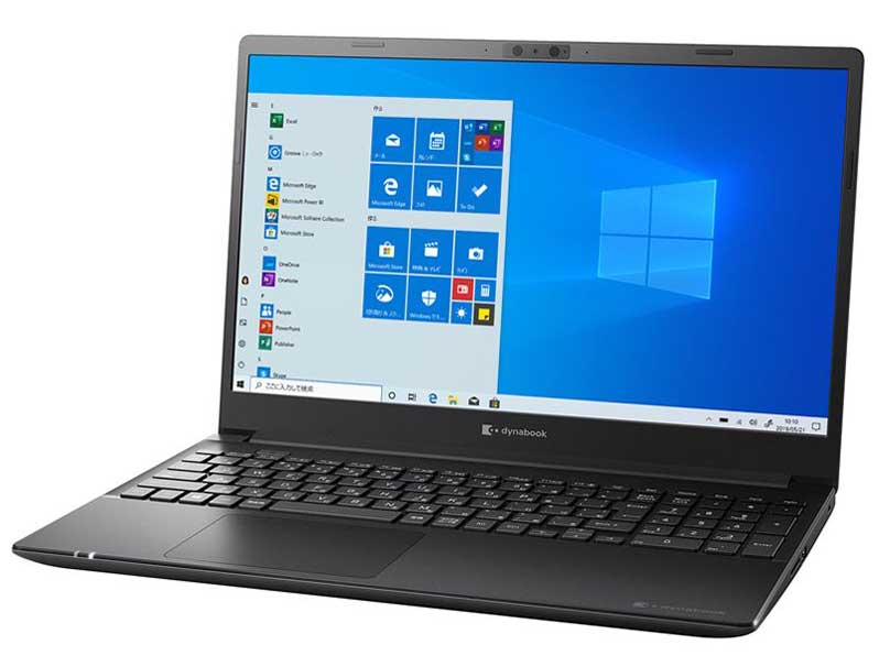 dynabook PZ/HPB 価格.com限定 W6PHP5CZDB-K 15.6型フルHD Core i5 1135G7 256GB SSD Officeなし