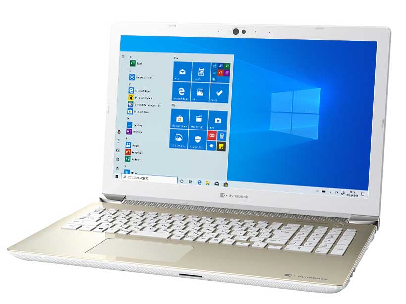 dynabook AZ45/MG W6AZ45CMGA 15.6型フルHD Core i5 10210U 256GB SSD+1TB HDD Officeなし