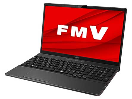 FMV LIFEBOOK AHシリーズ WAB/F1 KC_WABF1_A004 SSD 256GB+HDD 1TB・Office搭載モデル