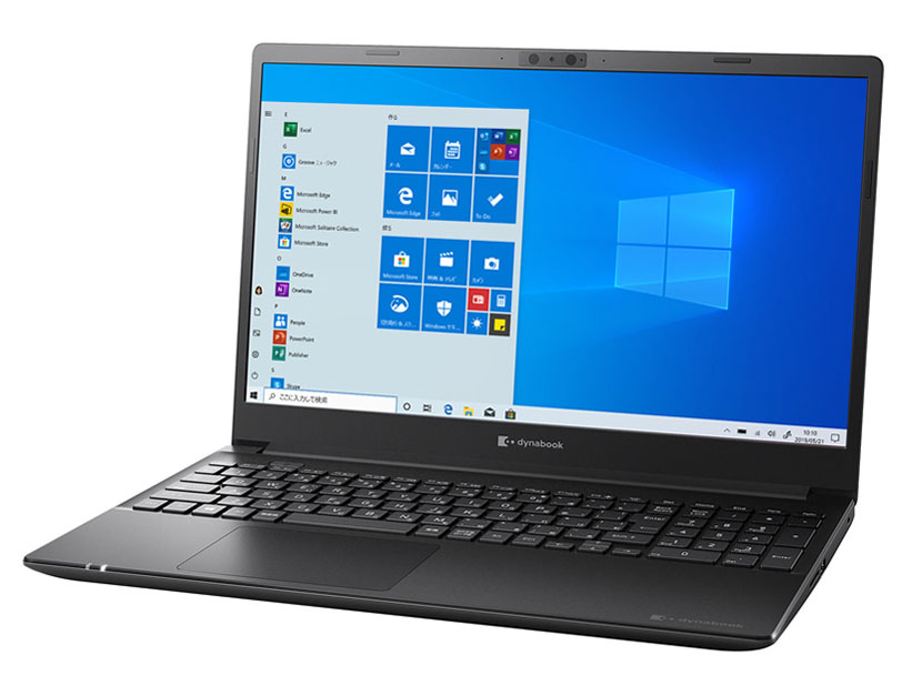 dynabook PZ/LSB W6PZLSCRAB 15.6型HD Celeron 5205U 128GB SSD Officeなし